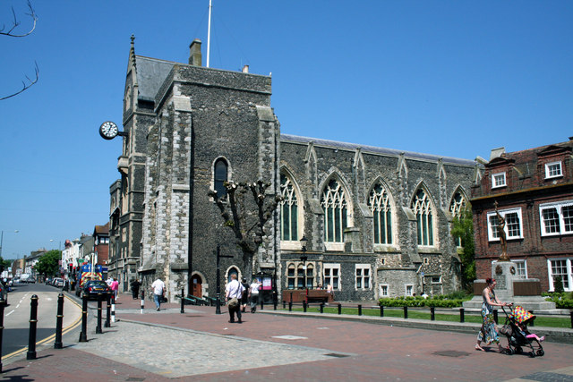 Dover Town Hall (Maison Dieu)