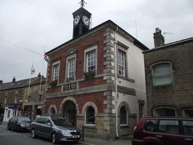 Garstang Town Hall
