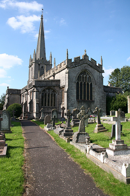 Exterior of St Mary's Church