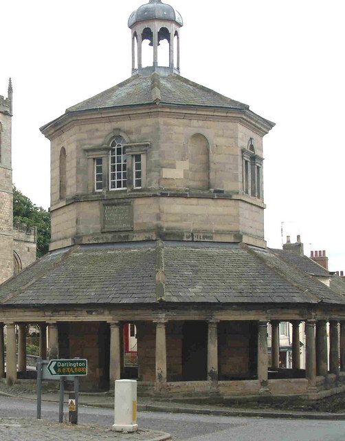 The Butter Market, Barnard Castle