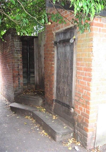 Braintree Cage (Parish Lock-up), Hilly Gant, off New Street