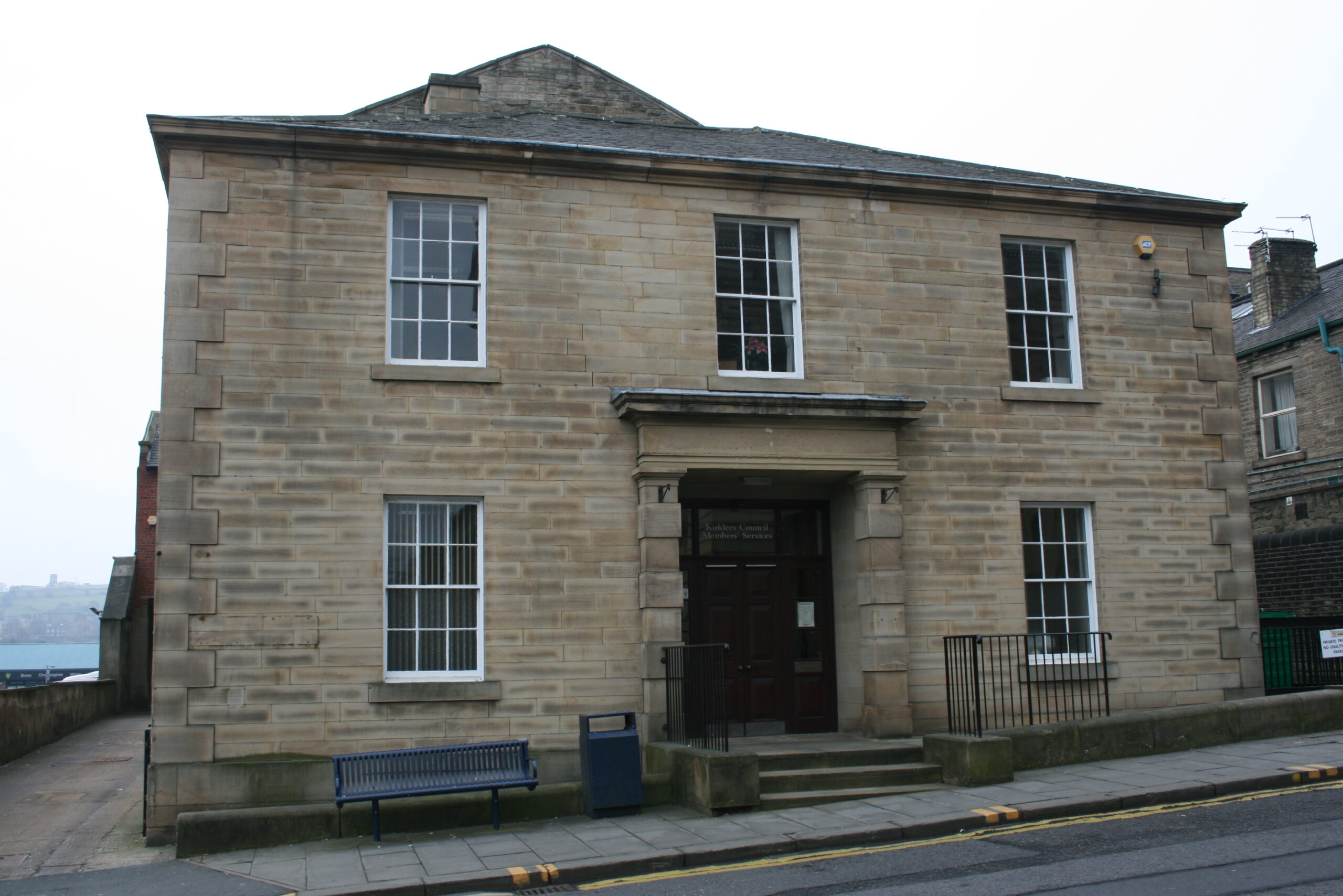 Former County Police Station, Huddersfield