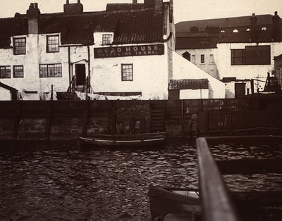 The Dead House Quayside Newcastle upon Tyne; unknown photographer; 1906