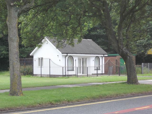Southport Borough Police Post, Preston New Road, Southport, Lancashire