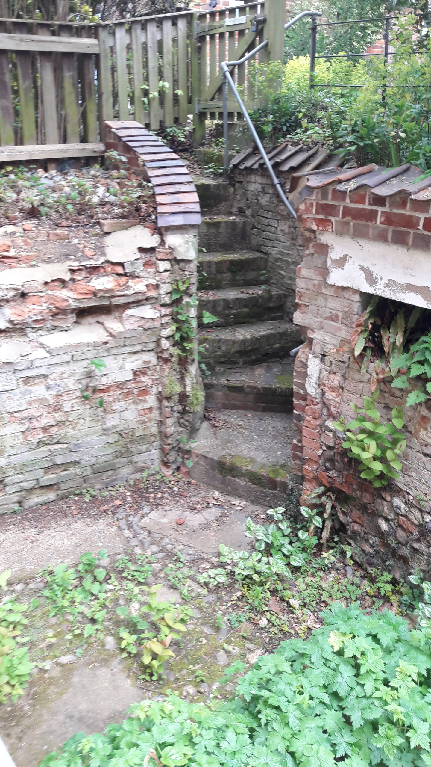 Steps by which prison reformer John Howard descended to the dungeon