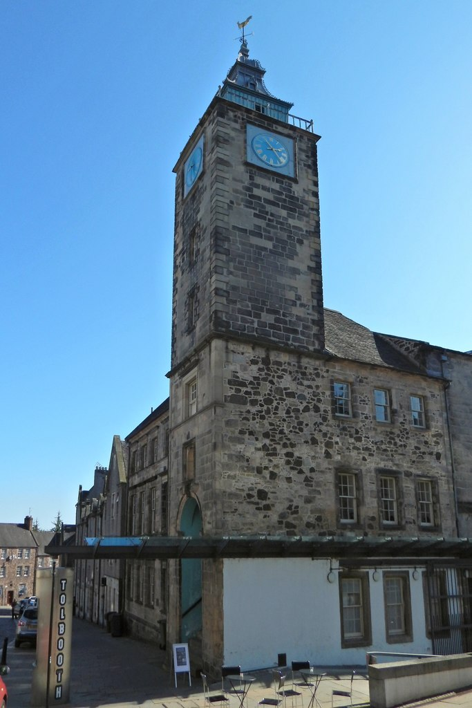 Stirling Tolbooth Tower