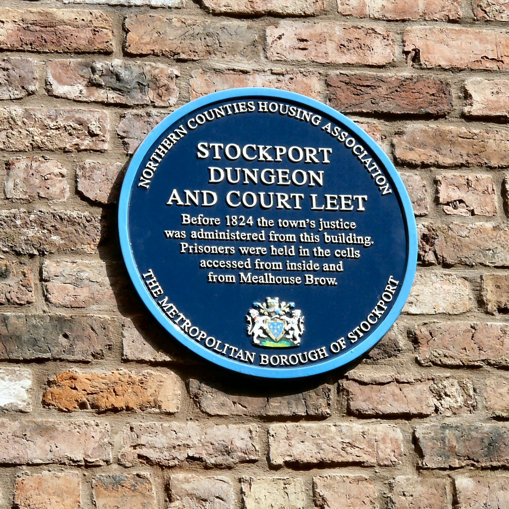Stockport Dungeon and Court Leet