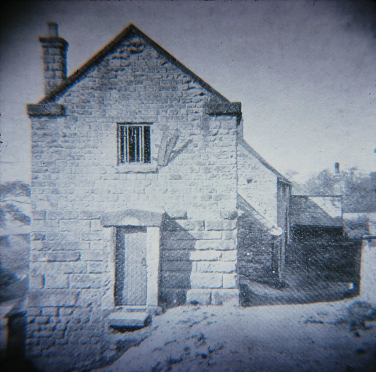 Wath Lock-up in c.1910
