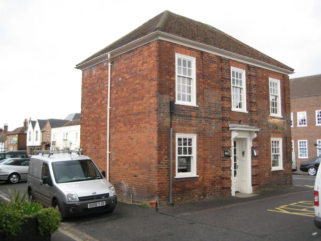 Beaconsfield: The former lock-up building