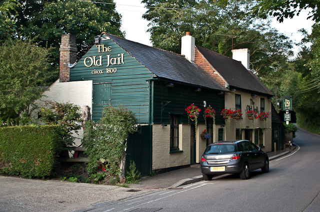 The Old Jail pub, Jail Lane