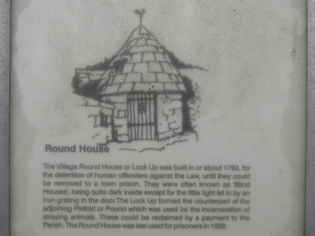 The Round House at Breedon on the Hill
