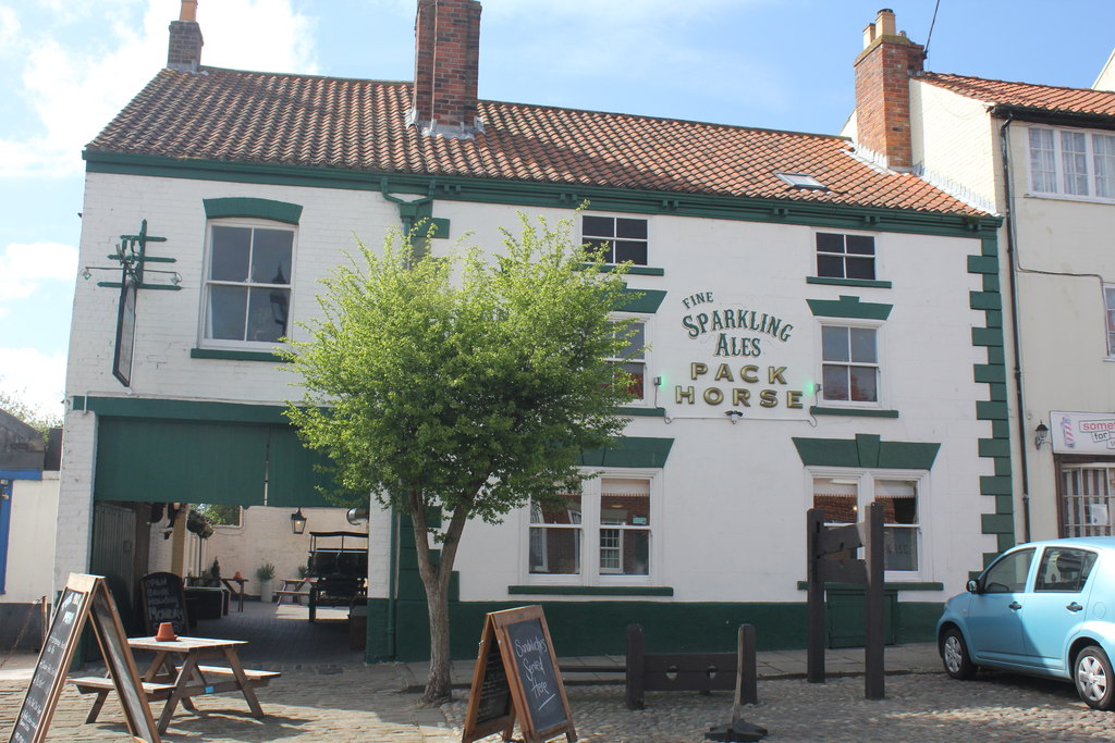 The Pack Horse, 7 Market Place, Bridlington