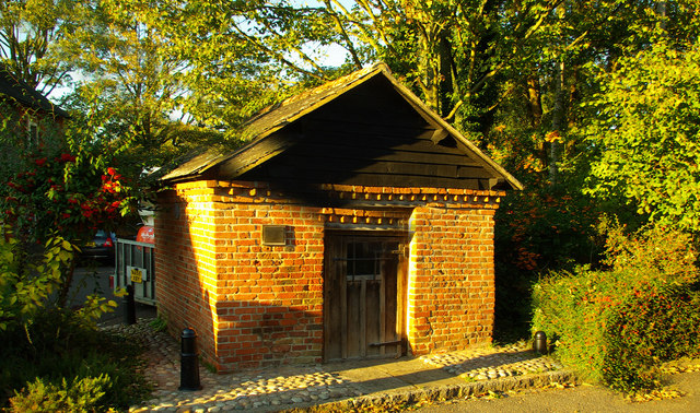 Town lock-up, Buntingford