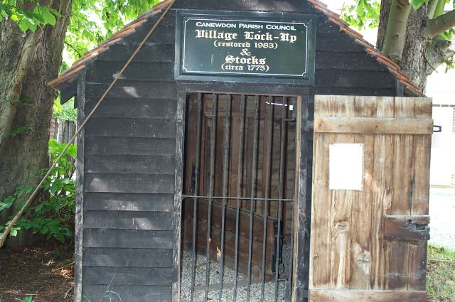 Canewdon Village Lock Up