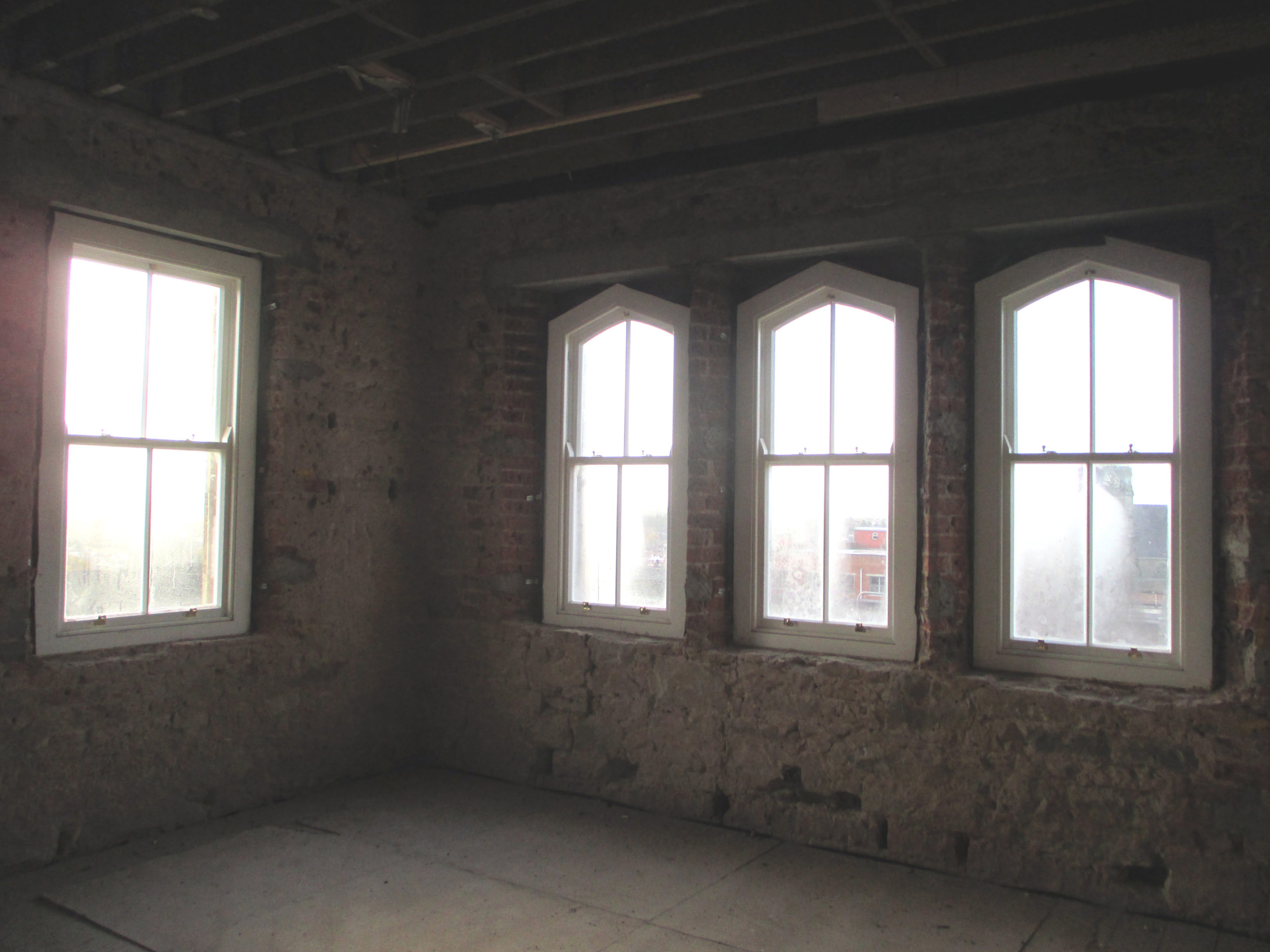 RIC Barracks, interior 2