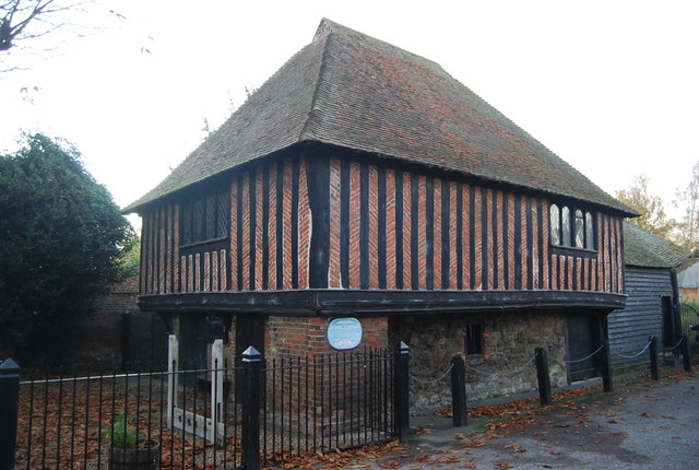 Fordwich Town Hall and Stocks