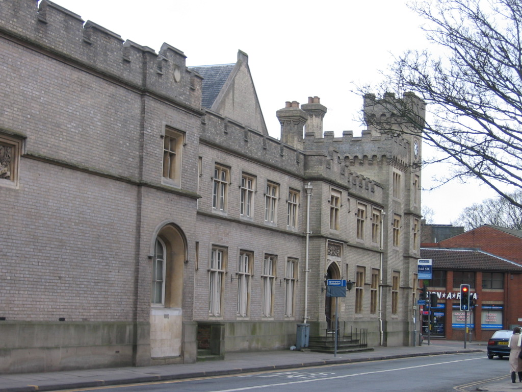 County Hall, exterior, 2006