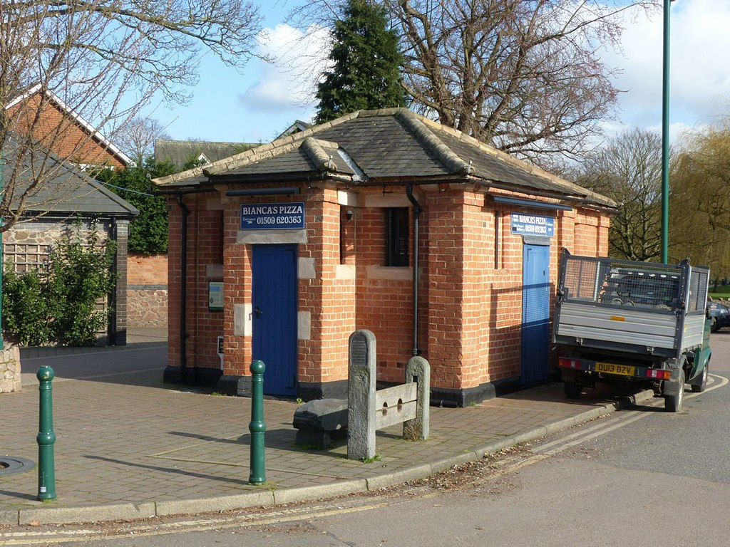 The old lock-up, Quorn