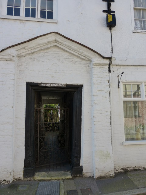The Old Town Gaol, Sandwich