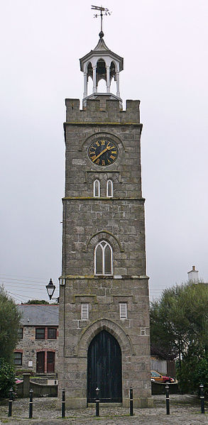 St Day Clock Tower